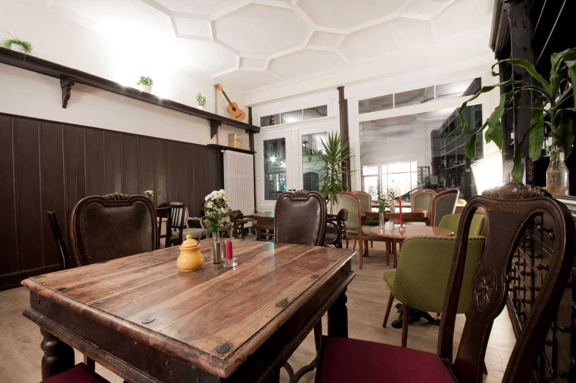 Cafe Wünsch Dir Was, Weimar
